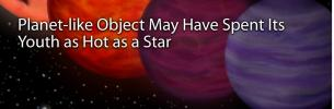 Planet-like Object May Have Been a Star