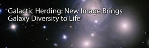 Galactic Herding: New Image Brings Galaxy Diversity to Life