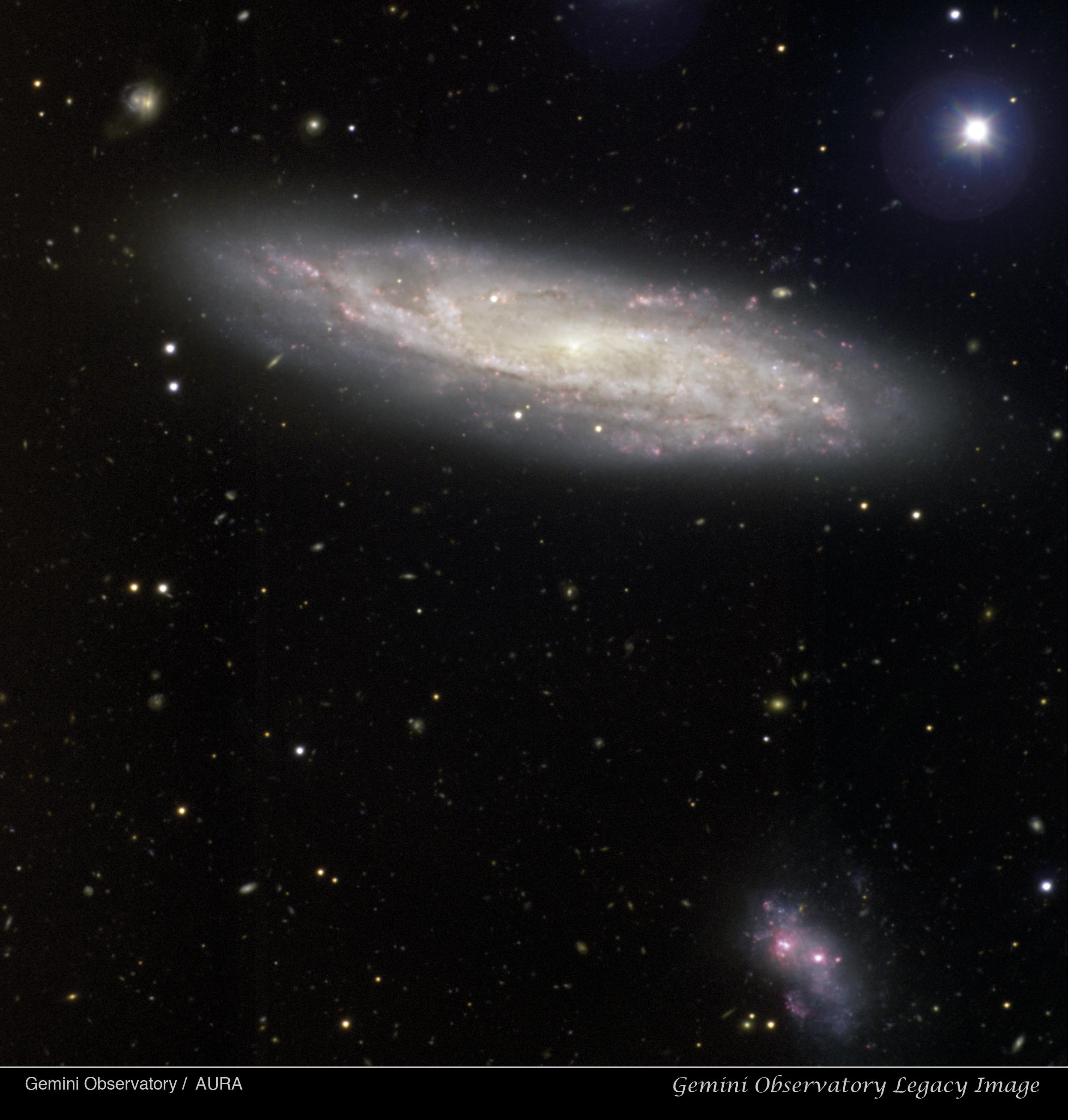 NGC 2770 with SN 2008D