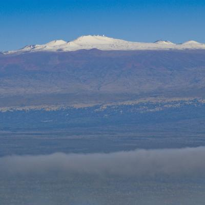 Snows of Mauna Kea Winter 2008