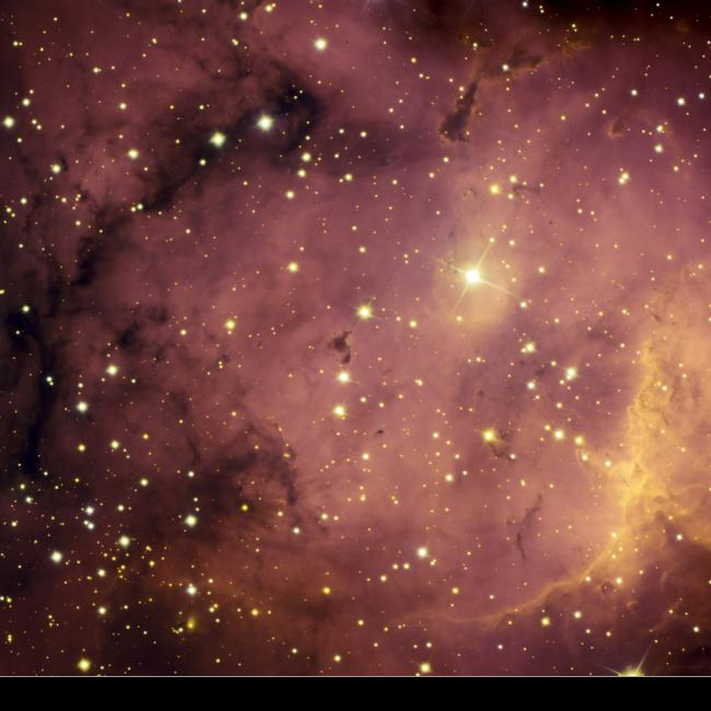 Star Birth NGC 2467