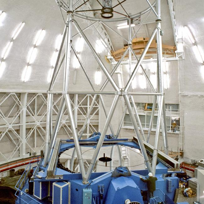 Whole Telescope