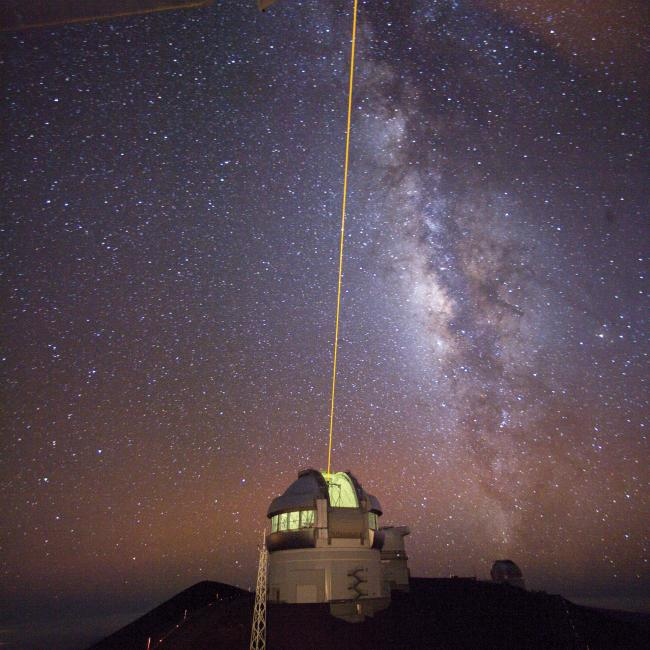Gemini North Laser Guide Star (LGS) System