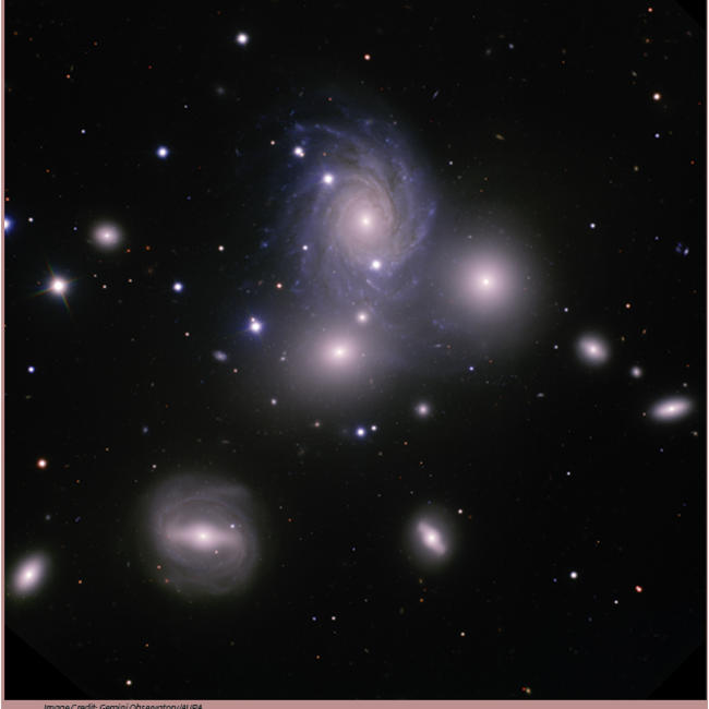 Galaxy group including NGC 68, 70, 71, & 72 handout