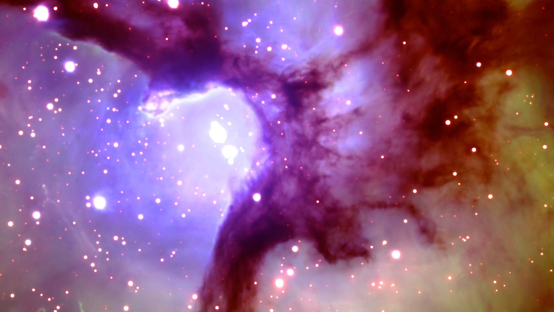 Nebula Hd Wallpaper 1920x1080 - Pics about space
