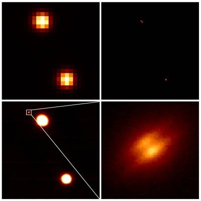 quadruple star system with planets - photo #30