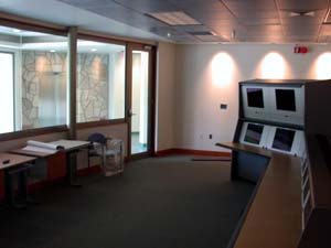 Photograph of the Gemini South Controls Room