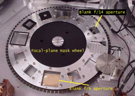 [NIRI Focal Plane Mask Wheel]