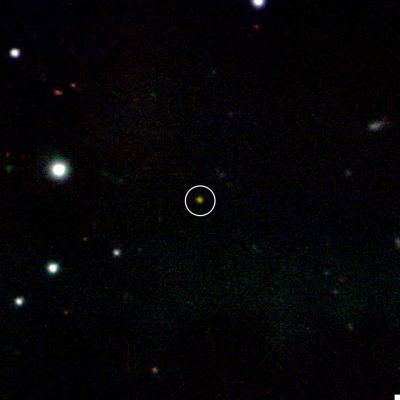 Most Distant Known Object in Universe