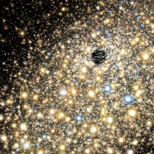 TWO RECORD-BREAKING BLACK HOLES FOUND HIDING NEARBY   Gemini