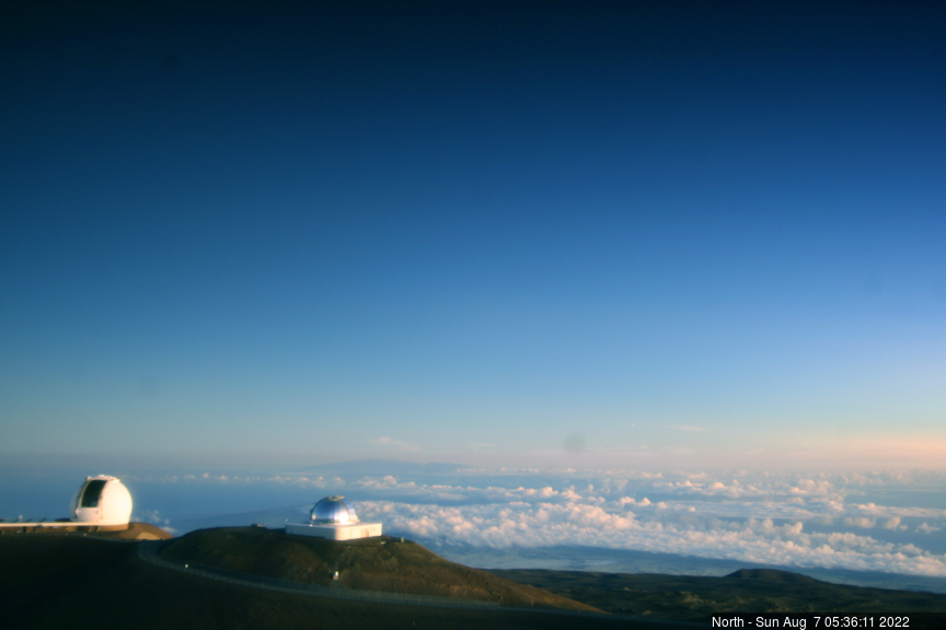 hi,Hawaii Observatory Webcam